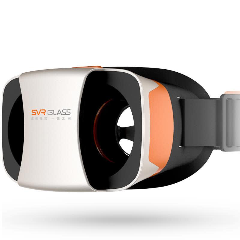 乐蜗 SVR 虚拟现实VR眼镜穿戴设备全景头戴设备智能眼镜 微鲸VR