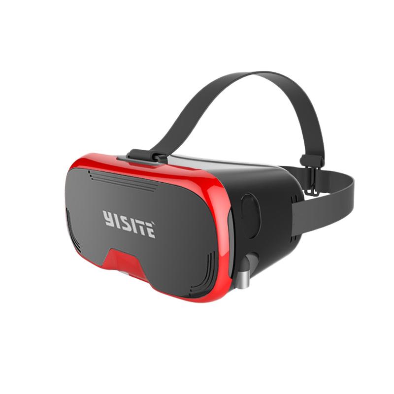 益思特vr眼镜一体机虚拟现实3D头戴式手机专用电影