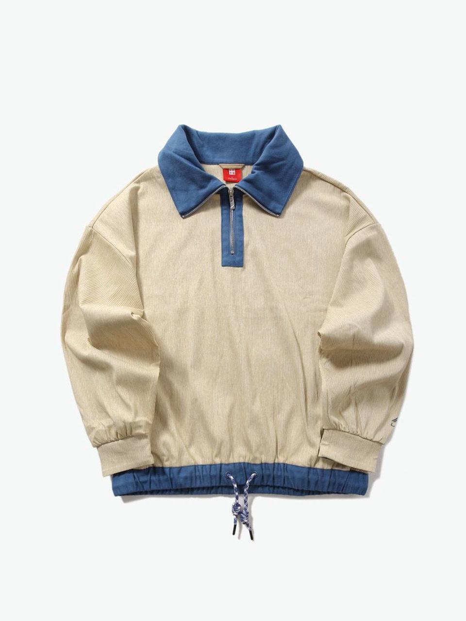 中国李宁 纽约时装周长袖套头衫